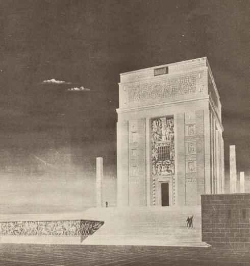 anıtkabir-ilk-tasarımlar